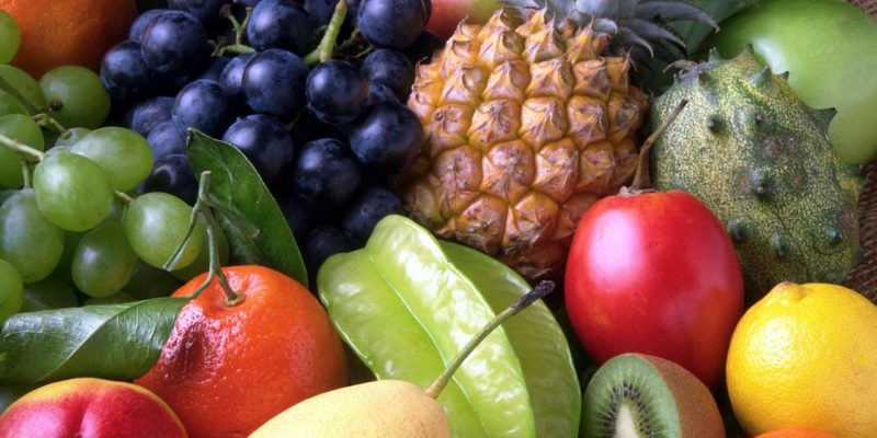 eksotiske frukter