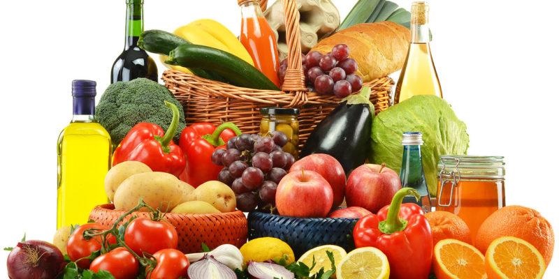 frukt og grønt quiz 1
