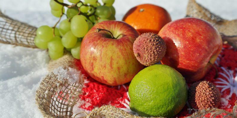 vitaminer god helse vinter